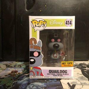 Quail dog hot topic exclusive.